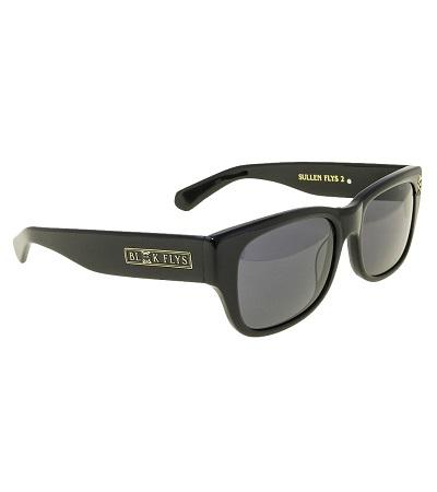 Sullen X Blackflys Sunglasses black schwarz Sullen Clothing Switzerland shop for tattoo artist fans shirts wallet kleider sonnenbrille men frauen women rechts