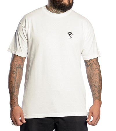 Standard Issue Sullen Clothing Switzerland cap hat tshirt t-shirt tank top shirt skull badge muerta catarina ink tattoo bullets carbon black white