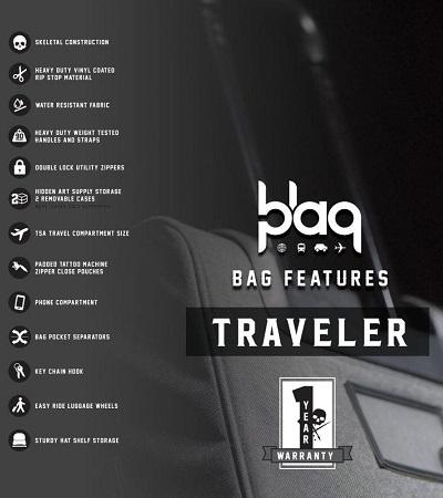 Blaq Paq Traveller jetzt auf Sullen Clothing Switzerland erhältlich. Sullen Beanie, Hoddies, Tshirts, Zip-Hoodies, Caps, Snapback, Tops, Leggins, Features