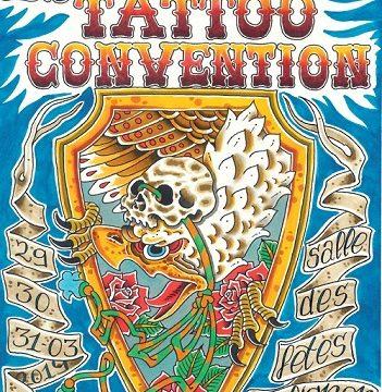 Tattoo Convention Genf