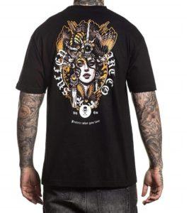 Dream T-Shirt SCM2515 Tshirt Shirt men women black Sullen Clothing Switzerland black