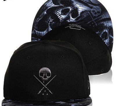 SCA2913 Snapback Strickland Sullen Clothing Schweiz Switzerland